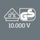 Kraftform Kompakt VDE 16 Torque 1,2-3,0 Nm extra slim 1  - 05135906001 - Wera Tools