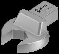 Clé à fourche interchangeable 7770 Forme A ou B  - 05078600001 - Wera Tools