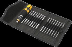Kraftform Kompakt 60 ESD, 17 pièces  - 05051043001 - Wera Tools