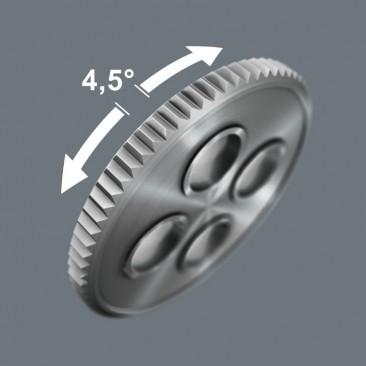 Composition Zyklop VDE 8100 SB 1, isolé, inverseur, 3/8, métrique  - 05004970001 - Wera Tools