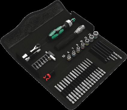 Kraftform Kompakt H 1 Bois  - 05135939001 - Wera Tools
