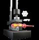 160 iS/7 Rack Jeu de tournevis Kraftform Plus Série 100 VDE  - 05006480001 - Wera Tools