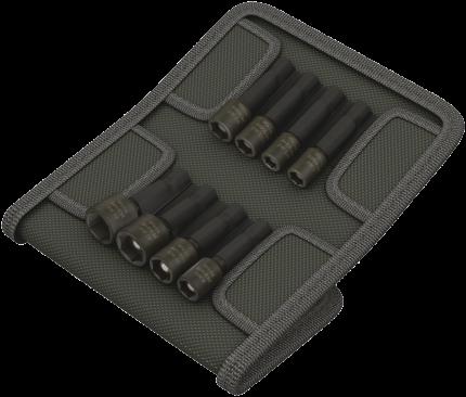 869/4 M Jeux A SB, jeu de douilles pour vis six pans 1/4''  - 05073495001 - Wera Tools