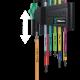 967/9 TX BO Multicolour 1 SB Jeu de clés mâles coudées TORX® BO Multicolour, BlackLaser, magnétique  - 05073599001 - Wera Tools