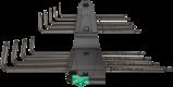 967/9 TX XL 1 Jeu de clés mâles coudées TORX®, version longue  - 05024460001 - Wera Tools
