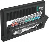 Bit-Check 10 Zyklop Mini BiTorsion 1  - 05057418001 - Wera Tools