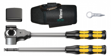 "8002 C Koloss All Inclusive Set à emmanchement 1/2""  - 05133862001 - Wera Tools"