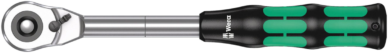 """8006 C Cliquet Zyklop Hybrid avec levier d'inversion, emmanchement 1/2""""  - 05003780001 - Wera Tools"""