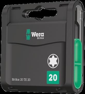 Bit-Box 20 TX  - 05057770001 - Wera Tools