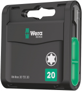 Bit-Box 20 TX  - 05057770001 - Wera Tools