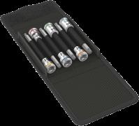 """8767 B TORX® HF 1 Zyklop Jeu de douille-embouts TORX® 3/8"""" avec fonction de retenue  - 05003185001 - Wera Tools"""