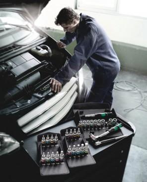 8767 C TORX® HF 1 Zyklop Jeu de douilles à embout Zyklop TORX® avec fonction de retenue 1/2''  - 05004202001 - Wera Tools