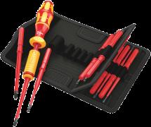 Kraftform Kompakt VDE 15 Torque 1,2-3,0 Nm extra slim 1, 15 pièces  - 05059291001 - Wera Tools