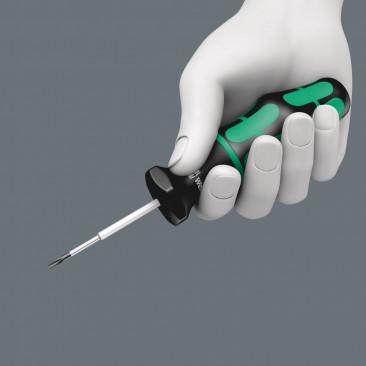 """300 IP Tournevis à serrage contrôlé TORX PLUS®, manche """"pistolet"""" 5.0 Nm  - 05028046001 - Wera Tools"""