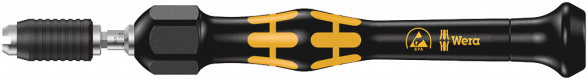 1430 Kraftform Micro ESD, Tournevis dynamométrique  - 05074802001 - Wera Tools