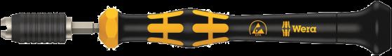 1460 Kraftform Micro ESD, Tournevis dynamométrique  - 05074800001 - Wera Tools