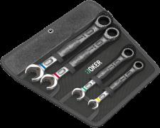 Jeu de clés mixtes à cliquet Joker 4 set 1 6000  - 05073290001 - Wera Tools