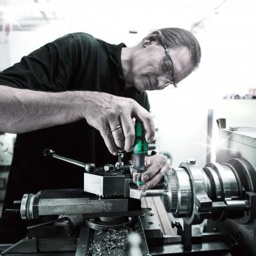 7440/41/42 Jeu de tournevis dynamométriques Kraftform 0,3-6,0 Nm  - 05074739001 - Wera Tools