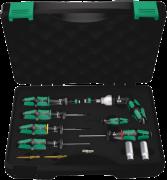 7443/12 Set d'installation pour systèmes de vérification de pression des pneus  - 05074746001 - Wera Tools