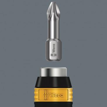 Série 7400 Kraftform ESD, Tournevis dynamométrique à couple préréglé (0,1-1,2 Nm)  - 05074820001 - Wera Tools