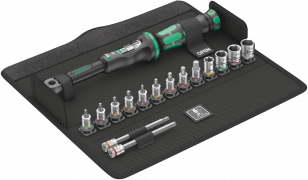 Bicycle Set Torque, 16 pièces  - 05004180001 - Wera Tools