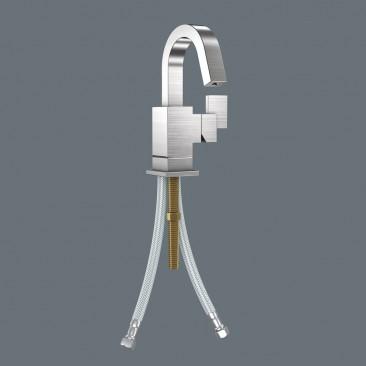 395 HO/3 Jeu de tournevis creux à douille, 3 pièces  - 05134275001 - Wera Tools