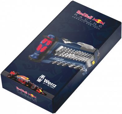 Tool-Check PLUS Red Bull Racing  - 05227704001 - Wera Tools