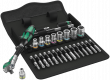 "8100 SA 9 Jeu cliquet Zyklop Speed, à emmanchement 1/4"", syst. impérial  - 05004019001 - Wera Tools"