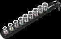 """Belt B 1 Jeu de douilles Zyklop 3/8"""" avec fonction de retenue  - 05003970001 - Wera Tools"""