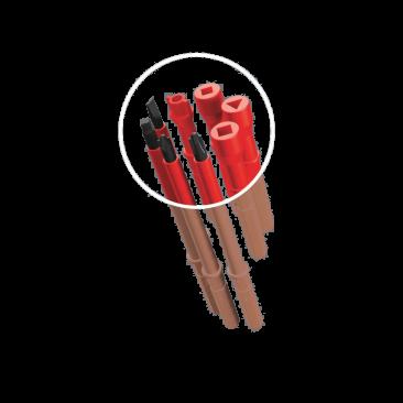 Kraftform Kompakt VDE 17 Universal 1, 17 pièces  - 05059030001 - Wera Tools