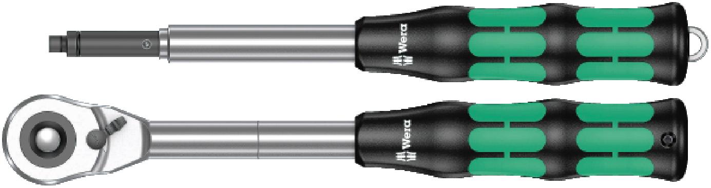 Jeu Zyklop Hybrid  - 05004095001 - Wera Tools