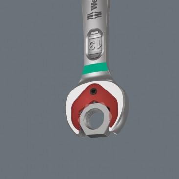 Jeu de clés mixtes à cliquet Joker 6000, syst. impérial  - 05020012001 - Wera Tools