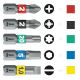 Bit-Check 6 PH BiTorsion 1  - 05056477001 - Wera Tools