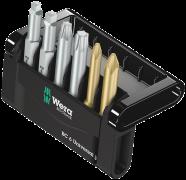 Bit-Check 6 Universal 3  - 05056479001 - Wera Tools