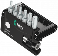 Bit-Check 7 Hex-Plus 1  - 05056168001 - Wera Tools