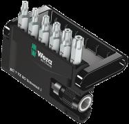 Bit-Check 7 TX BO Universal 1  - 05056158001 - Wera Tools