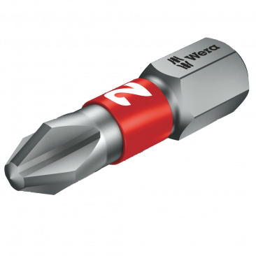Bit-Check 10 PZ BiTorsion 2  - 05347153001 - Wera Tools
