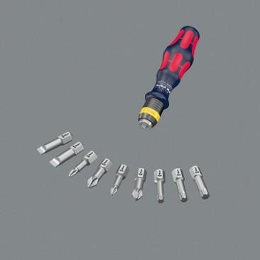 Kraftform Kompakt 10 Red Bull Racing  - 05227721001 - Wera Tools