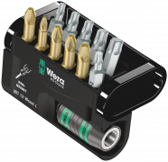 Bit-Check 12 Wood 1  - 05057423001 - Wera Tools