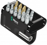 Bit-Check 12 Wood 3  - 05057426001 - Wera Tools