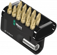Bit-Check 12 Wood 4  - 05057427001 - Wera Tools
