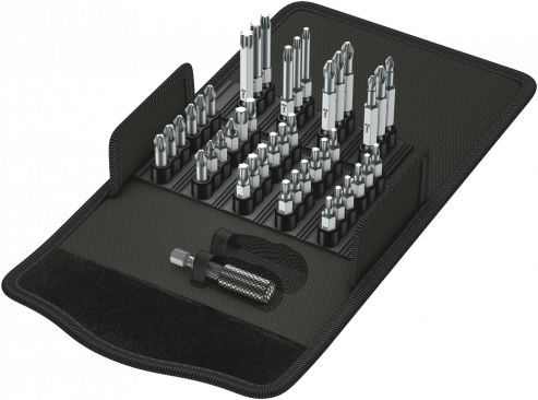 Bit-Safe 43 Universal 1  - 05057450001 - Wera Tools