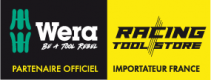 Kraftform Kompakt 60 Red Bull Racing, acier inoxydable  - 05227703001 - Wera Tools