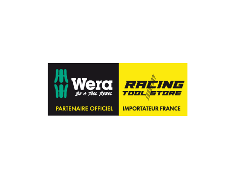 334/350/355/7 Rack Red Bull Racing Jeu de tournevis Kraftform Plus Lasertip + Rack  - 05227700001 - Wera Tools