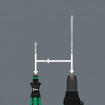 Kraftform Kompakt 62  - 05059297001 - Wera Tools
