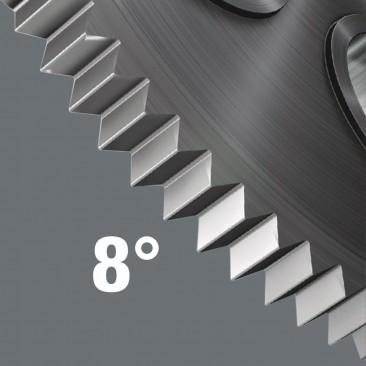 Kraftform Kompakt Vario RA SB  - 05073665001 - Wera Tools
