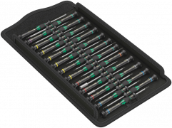 Jeu de tournevis électronicien Kraftform Micro Big Pack 1  - 05134000001 - Wera Tools