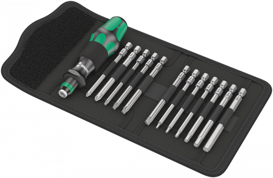 Bicycle Set 2, 13 pièces  - 05004171001 - Wera Tools
