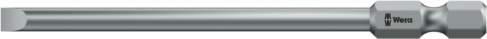 800/4 Embouts Z, 1.2 x 6.5 x 89 mm  - 05059490001 - Wera Tools