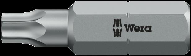 867/1 Embouts IPR TORX PLUS®, à alésage  - 05134700001 - Wera Tools